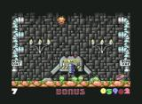 Creatures 2: Torture Trouble Commodore 64 A family of three demons: small...