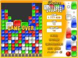Super Collapse! Windows Game Over