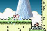 Yoshi's Island: Super Mario Advance 3 Game Boy Advance Frozen watermelons allow Yoshi to spit freezing air at enemies.