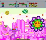 Fantasy Zone TurboGrafx-16 Boss
