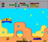 Fantasy Zone TurboGrafx-16 Enemy target dead