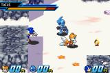 Sonic Battle Game Boy Advance As you advance through the game, you can customize Emerl's moves and colors.