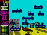 Bomb Jack II ZX Spectrum Main objective is to collect sacks full of gold