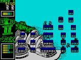 Bomb Jack II ZX Spectrum It's possible to push enemy off the ledge