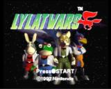 Star Fox 64 Nintendo 64 Title Screen