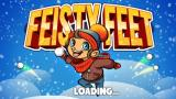Feisty Feet PSP Title screen