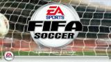 FIFA Soccer PSP Title screen