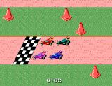 R.C. Grand Prix SEGA Master System No crowd this time