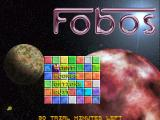 Fobos Windows Main menu