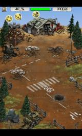 Hills of Glory: WWII Android Tank appears