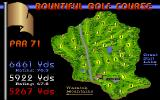 Links: Championship Course - Bountiful Golf Course DOS Course Map