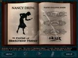 Nancy Drew: Curse of Blackmoor Manor Windows Choose your difficulty level