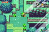 The Legend of Zelda: The Minish Cap Game Boy Advance The Minish Woods