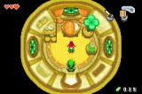 The Legend of Zelda: The Minish Cap Game Boy Advance A cozy little Minish house