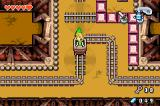 The Legend of Zelda: The Minish Cap Game Boy Advance In the second dungeon