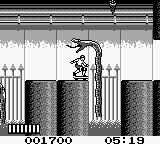 Skate or Die: Bad 'N Rad Game Boy In the sewers you have to deal with water that slows you down, giant snakes ...