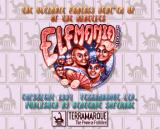Elfmania Amiga Title screen