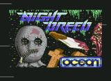 Clive Barker's Nightbreed:  The Action Game Commodore 64 Title/Loading Screen