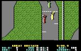 International Truck Racing Commodore 64 Beginning a race