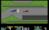 International Truck Racing Commodore 64 Here's the pit...
