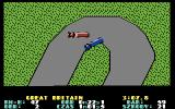 International Truck Racing Commodore 64 Hairpin turns can be tough in a truck