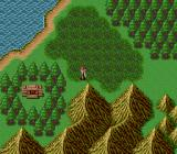 Far the Earth no Jakōtei: Neo Metal Fantasy TurboGrafx CD Near the mountains, in the forest, a hidden shrine...