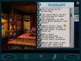Nancy Drew: Curse of Blackmoor Manor Windows Things done can be checked off Nancy's TaskList