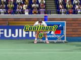 Virtua Tennis Arcade Losing the match just means you should throw an extra coin and try again.