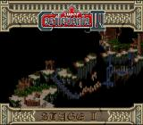 Super Castlevania IV SNES Map
