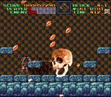 Super Castlevania IV SNES Another mid-boss
