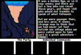 Journey: The Quest Begins Apple II Introduction