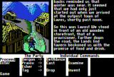 Journey: The Quest Begins Apple II Exploring Lavos