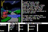 Journey: The Quest Begins Apple II Encountering a Storm