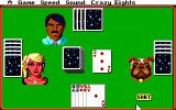 Hoyle: Official Book of Games - Volume 1 DOS Crazy Eights