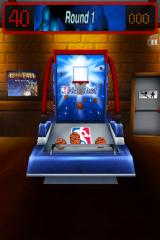 NBA Hotshot iPhone About to start