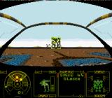 MechWarrior SNES Air battle