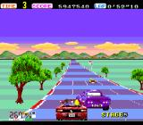 OutRun TurboGrafx-16 About to run out of time