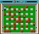 Bomberman TurboGrafx-16 The first round