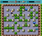 Bomberman TurboGrafx-16 The second round