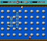 Bomberman TurboGrafx-16 Two of the first bosses