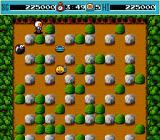 Bomberman TurboGrafx-16 The fourth round