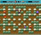 Bomberman TurboGrafx-16 The fifth round