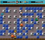 Bomberman TurboGrafx-16 The seventh round
