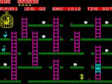 Chuckie Egg ZX Spectrum Collect corn to stop the time for a while