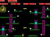 Chuckie Egg ZX Spectrum Watch out for gaps between platforms