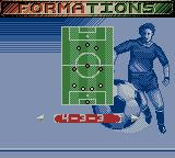 European Super League Game Boy Color Formations