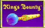 King's Bounty DOS Title Screen
