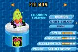 Digimon Racing Game Boy Advance Select your racer...