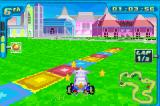 Digimon Racing Game Boy Advance Careening through Toy Town