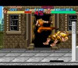 Final Fight Guy SNES The first boss